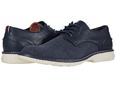 Ben Sherman Countryside Oxford (Navy Washed Canvas) Men