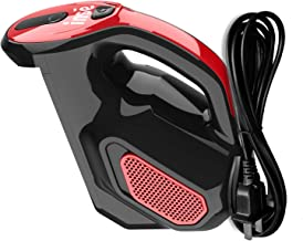 INSE Upgraded Motor for I5 Corded Vacuum Cleaner-Red