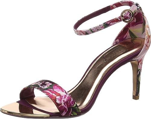Ted Baker Mylli, zapatos de tacón con Punta Abierta para mujer