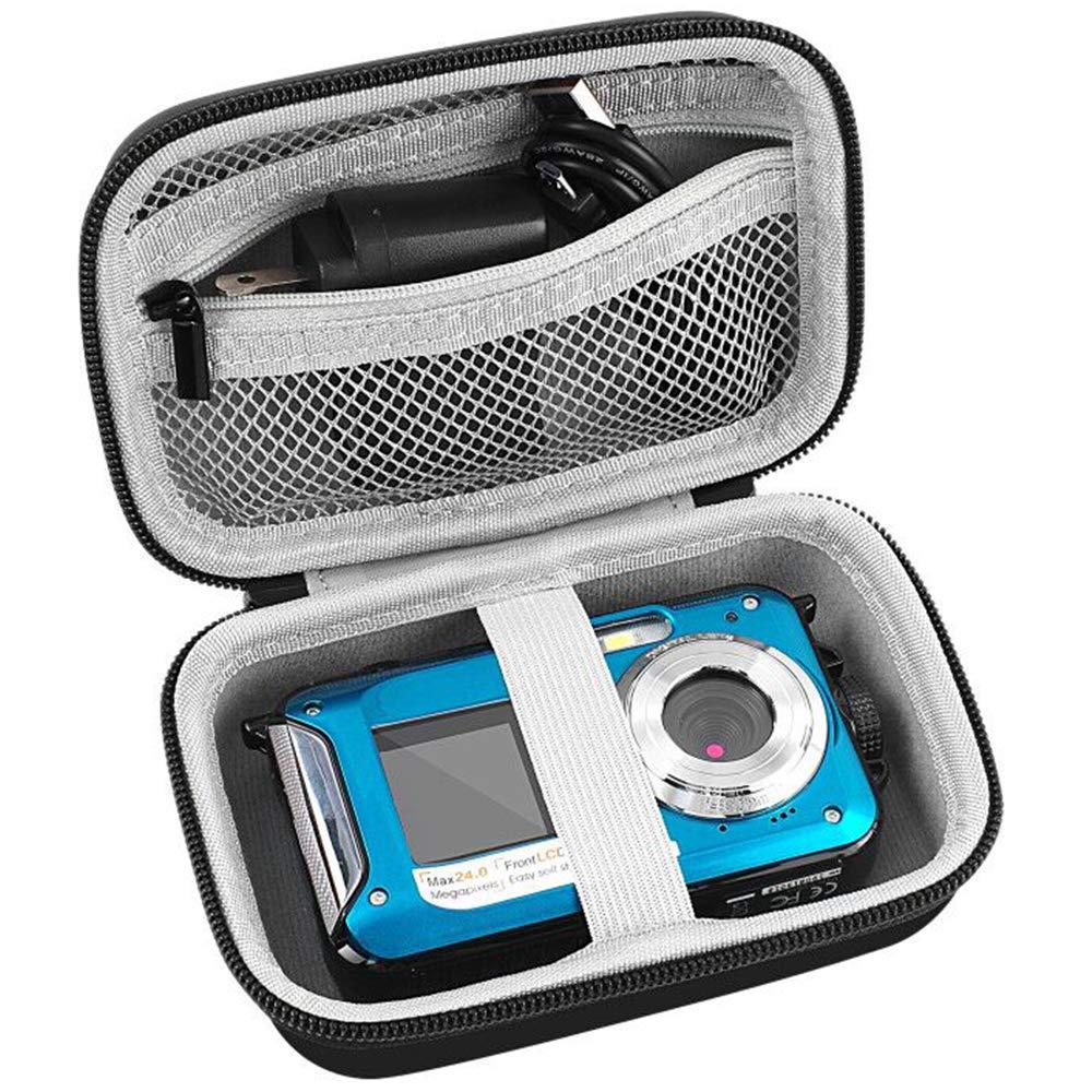 YISENCE Waterproof Underwater Digital Camera %EF%BC%88Box