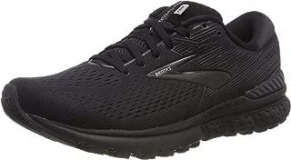 Brooks Australia Men's Adrenaline Walker 3 Road Running Shoes, Black/Ebony