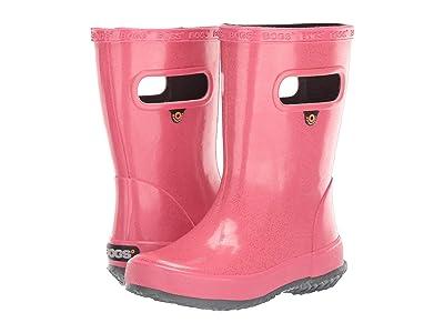 Bogs Kids Skipper Glitter (Toddler/Little Kid) (Pink) Girls Shoes