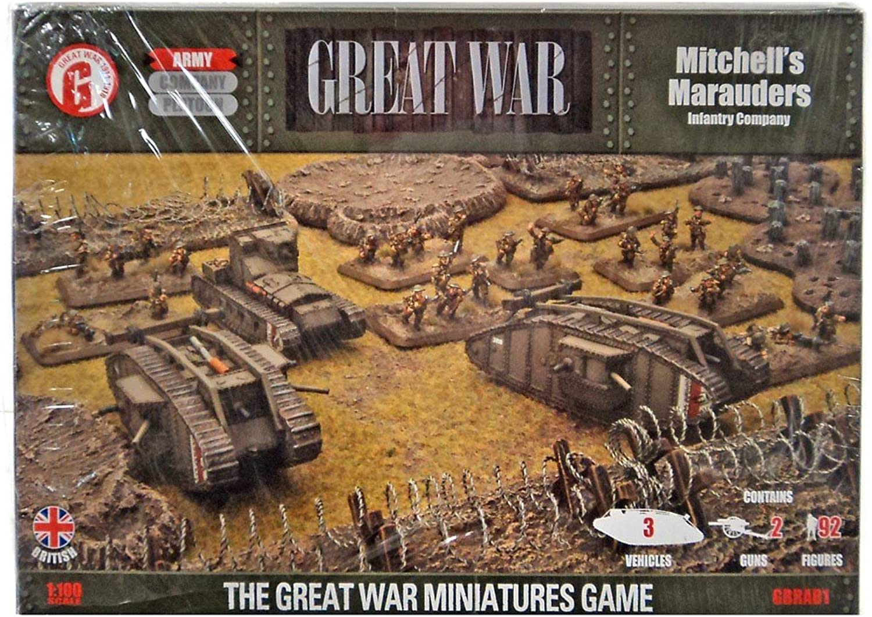 Mitchells Marauders (1500pt Army Deal)
