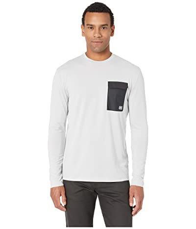 Helly Hansen Lomma Long Sleeve (Grey Fog) Men
