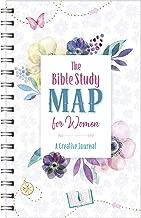 The Bible Study Map for Women: A Creative Journal (Faith Maps)