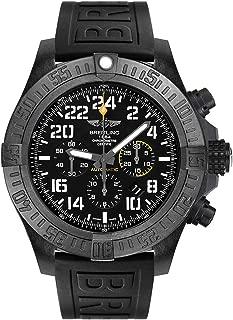 Breitling Avenger Hurricane 50mm Men's Watch on Black Rubber Strap XB1210E4/BE89-154S