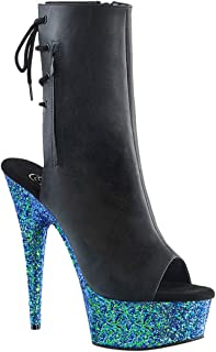 Pleaser Women's Delight-1018LG Ankle-High Boot