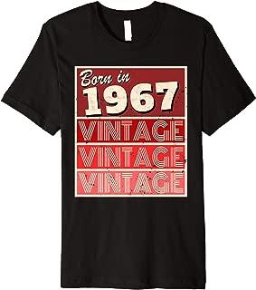 in 1967 Birthday Gift Premium T-Shirt