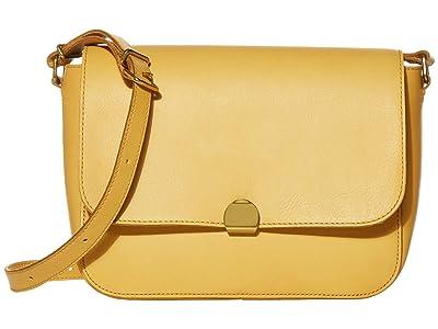 Madewell Abroad Shoulder Bag (Nectar Gold) Handbags