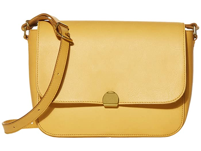 Madewell  Abroad Shoulder Bag (Nectar Gold) Handbags