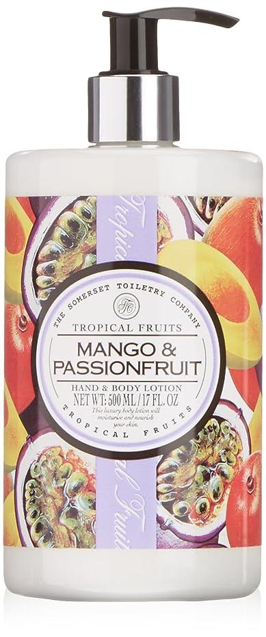 リサイクルする合理的事前Tropical Fruits Mango & Passionfruit Hand & Body Lotion 500ml