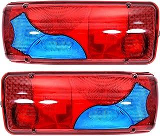 1 Paar (rechts und links) Rücklichtlampen für LKW
