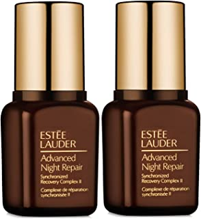 Lot of 2 x 0.24 oz / 7 ml Estee Lauder Advanced Night Repair Synchronized Recovery Complex * BRAND NEW*