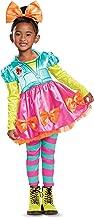 Disguise Neon QT L.O.L. Surprise Classic Girls' Costume