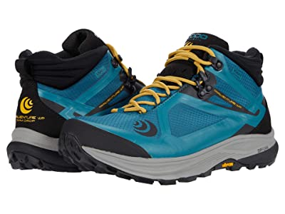 Topo Athletic Trailventure WP (Teal/Gold) Women