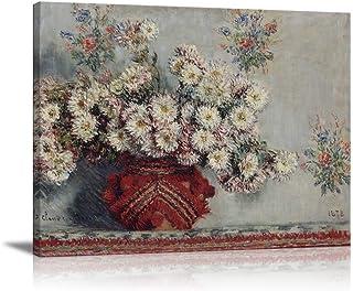 アートパネル クロード モネフランス印象派の画家 夏の風景画 複製名画 インテリア 壁飾り しゃしん 装飾軽くて取り付けやすい 木枠付きの完成品 40*50cm
