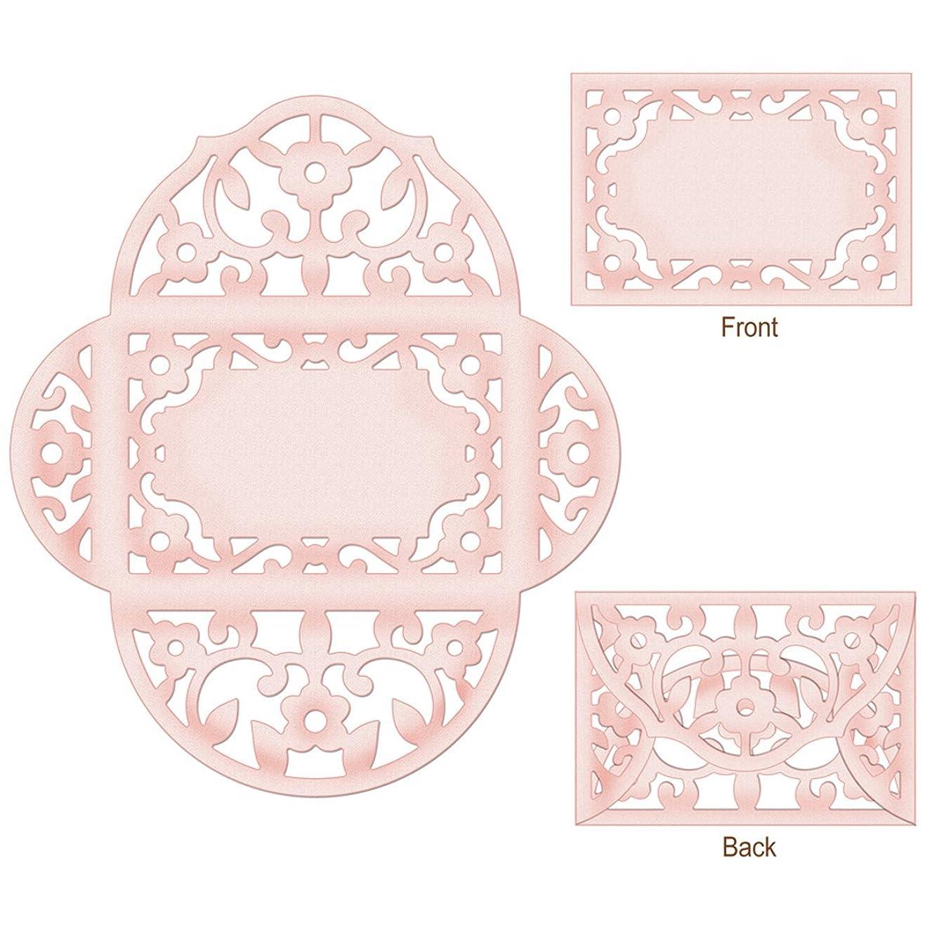 CottageCutz CX004 Lace Envelope Assembled Die, 3.7 by 2.5-Inch