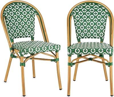 blumfeldt Montbazin GR Chaise de Jardin, Nettoyage Facile