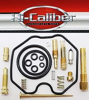 Hi-Caliber Powersports Parts Carburetor Rebuild Kit for 2005-2014 Honda TRX 250 Recon TE TM 2x4 ATVs Carb Repair