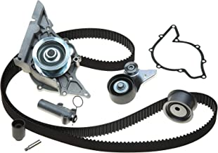 Gates TCKWP297A Engine Timing Belt Kit with Water Pump