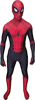 Halloween Cosplay Costume Homecoming Far from Home Iron Spider Adult / Kids Lycra Spandex Zentai
