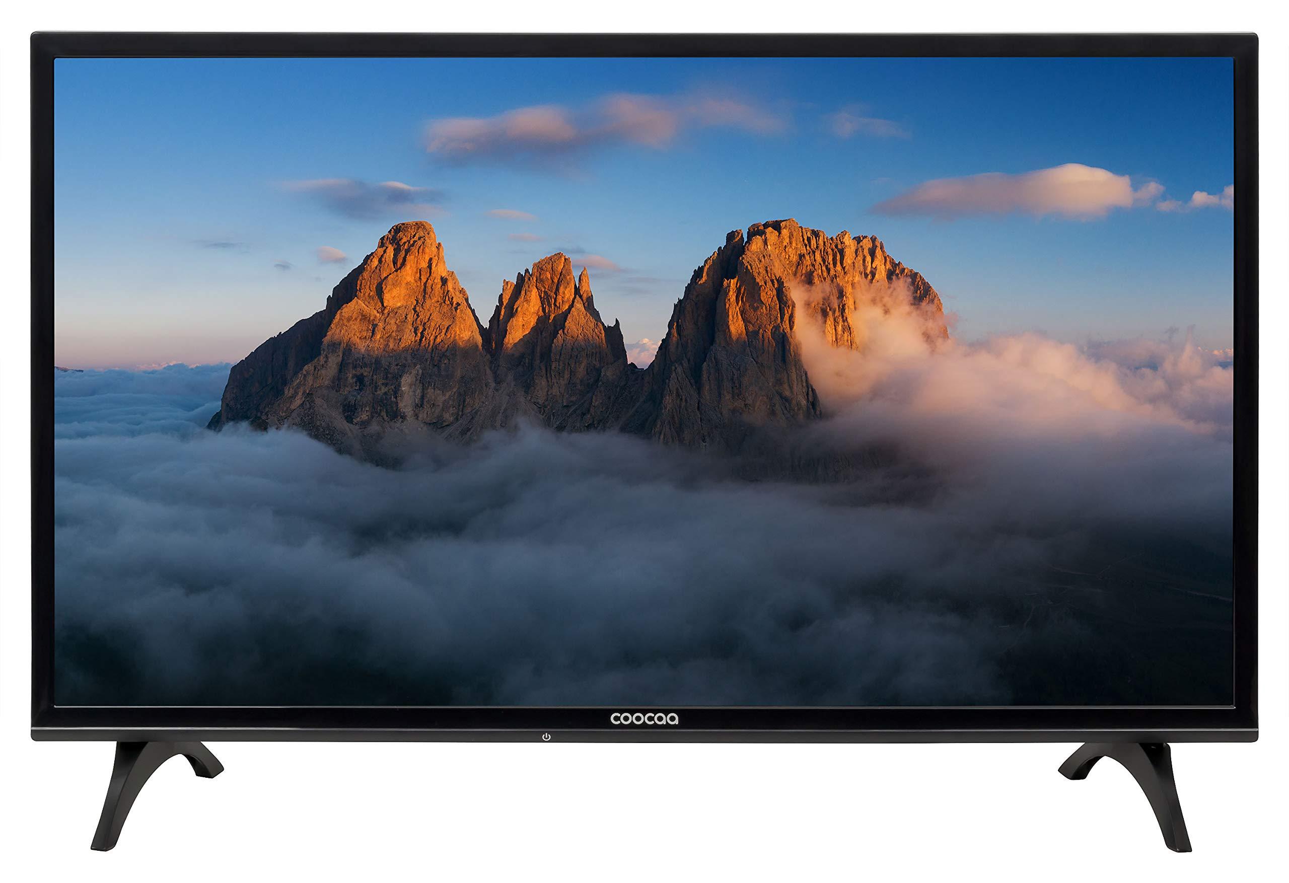 Coocaa - Televisor de 32 pulgadas (80 cm), sintonizador triple ...