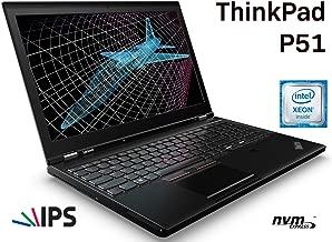 Lenovo ThinkPad P51: 15.6