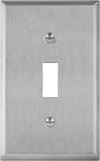 Best stainless steel toggle light switches Reviews