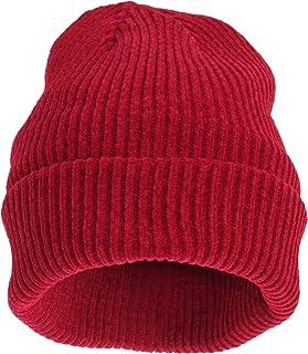 HeatGuard Womens/Ladies Chenille Winter Beanie Hat