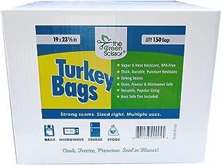 The Green Scissor Turkey Bags 19 x 23.5 in - 150 box