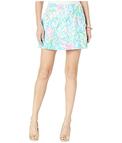 Lilly Pulitzer Madison Skort (Multi Coral Bay) Women