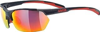 uvex Unisex – Erwachsene, sportstyle 114 Sportbrille, inkl. Wechselscheiben