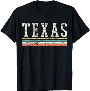 Texas Shirt Country Tshirt Traveler Souvenir Retro Vintage