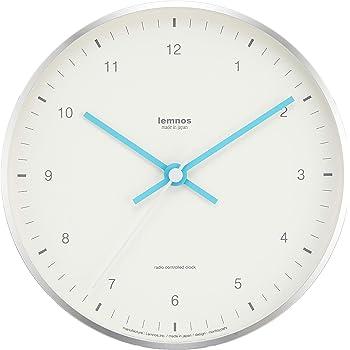 Lemnos MIZUIRO 電波時計 ホワイト LC07-06 WH