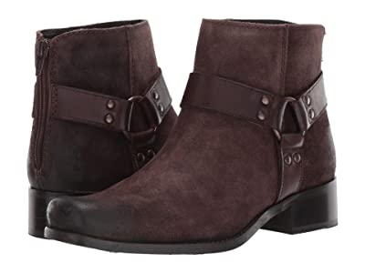 Seychelles Charming (Dark Brown Suede) Women