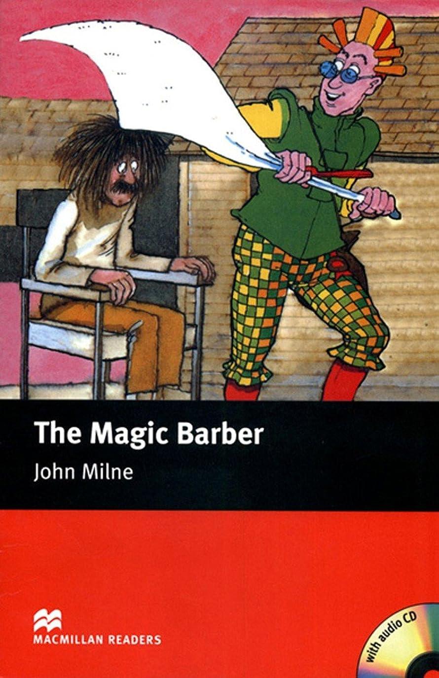 分離する銛熟達The Magic Barber (English Edition)