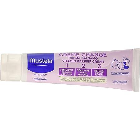 Mustela Pasta Cambio 123 - 100 ml