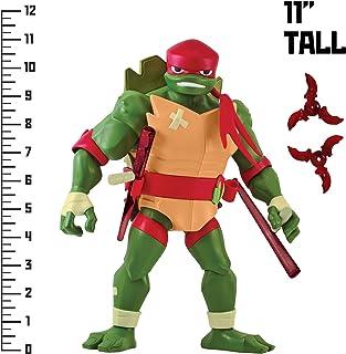 Rise of the Teenage Mutant Ninja Turtles Raphael Giant Figure, Multicolor