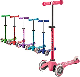 Micro Mini Deluxe Scooter - MMD003, Pink