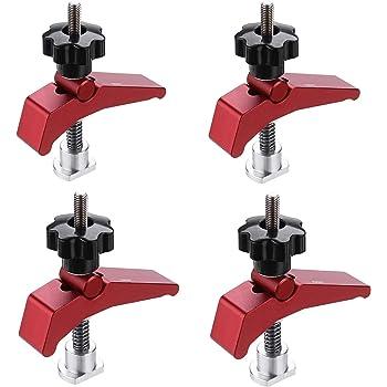 Lot de 2 serre-joints robustes /à action rapide 45 mm