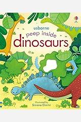 Peep Inside Dinosaurs Hardcover