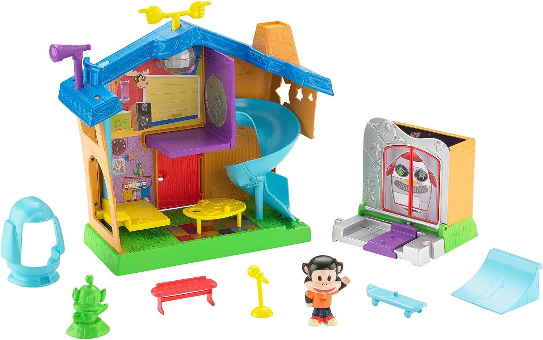 FisherPrice Julius Jr. Rock 'n Playhouse Box by FisherPrice
