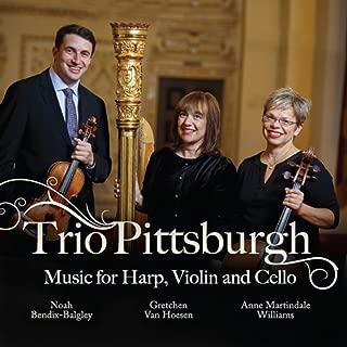 Por Una Cabeza for Violin, Cello and Harp