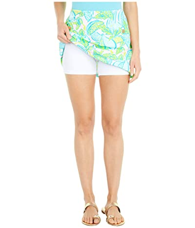 Lilly Pulitzer Madison Skort (Urchin Pink Vitamin Sea) Women