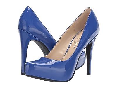 Jessica Simpson Parisah (Blue Violet) High Heels
