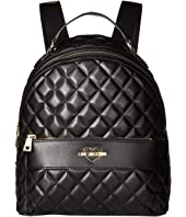 LOVE Moschino - Super Quilted Backpack