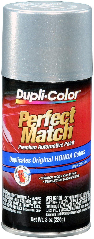 Dupli-Color BHA0987-6 PK Perfect Match Alabaster Silver Metallic Automotive Paint - 8 oz. Aerosol, (Case of 6).