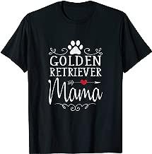 Golden Retriever Mama - Golden Retriever Lover Shirt Gift