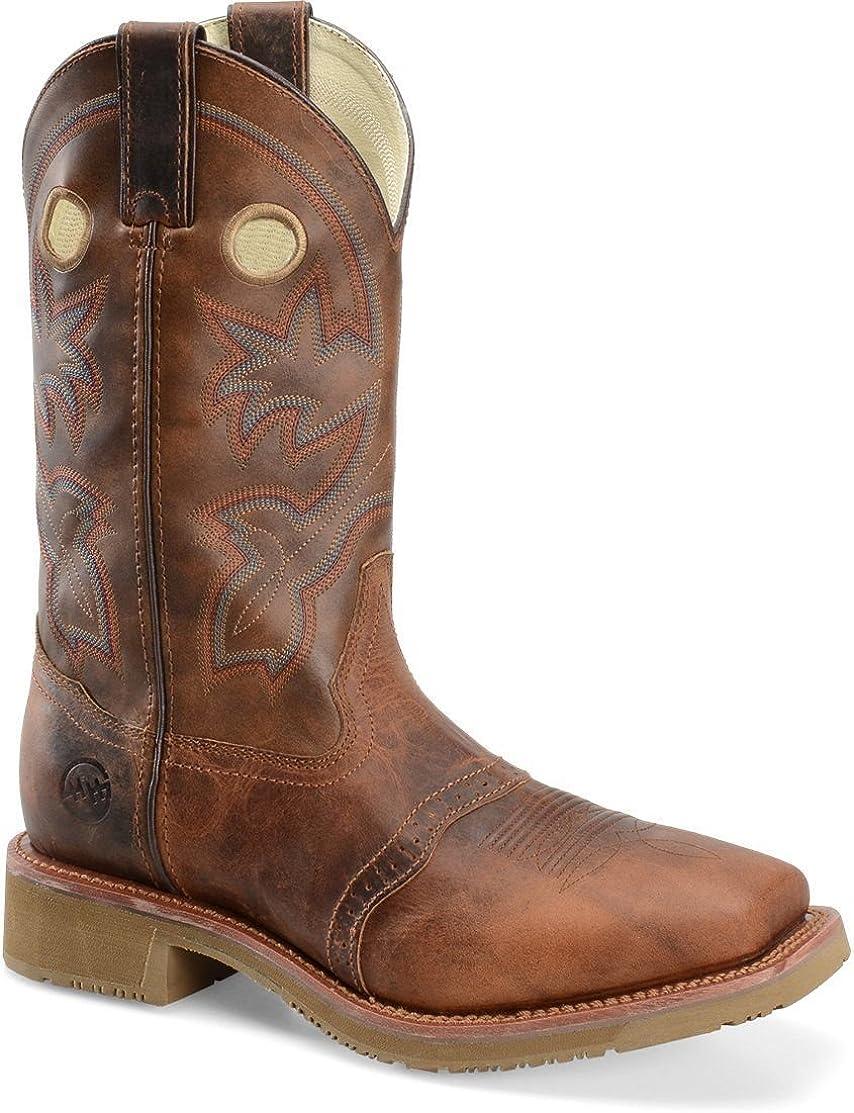 Men's Composite Toe Double H Work Boots DH6134
