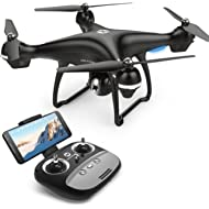 Holy Stone GPS FPV RC Drone HS100 with Camera Live Video 1080P HD and GPS Return Home Quadcopter...